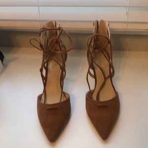 Marc Fisher Suede Pumps - NEVER WORN!